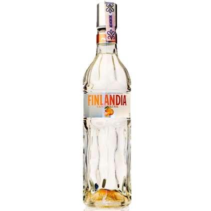 Finlandia Tangerine Fusion Vodka 750ml