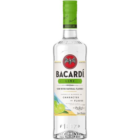 Bacardi Lime 750 ML