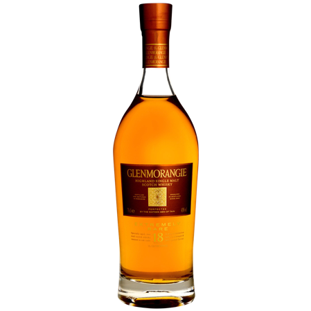 Glenmorangie 18YR Extremely Rare Single Malt Scotch Whisky