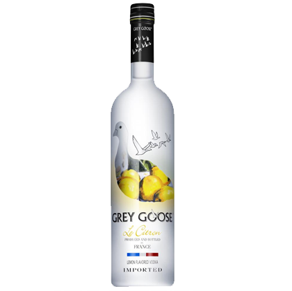 Grey Goose LeCitron Vodka 750ml