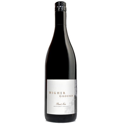 Higher Ground Pinot Noir 2014