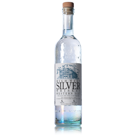 Highwest Silver Western Oat 750ml