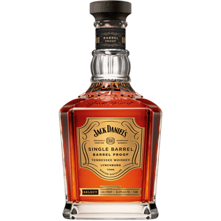 Jack Daniel's Single Barrel Proof
