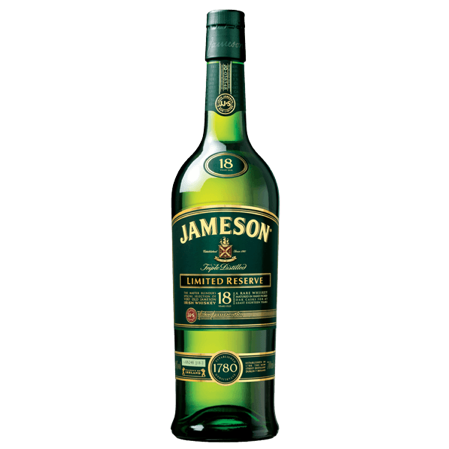 Jameson 18yr Whiskey 750ml
