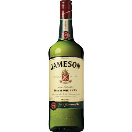 Jameson Whiskey 1.75L