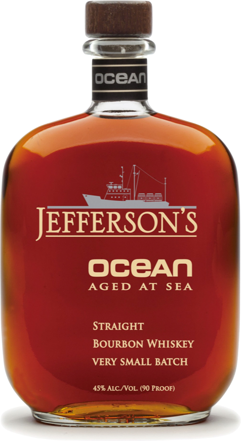 Jefferson Ocean Bourbon 750ml