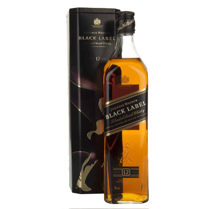 Johnnie Walker Black Label Tin 750ml