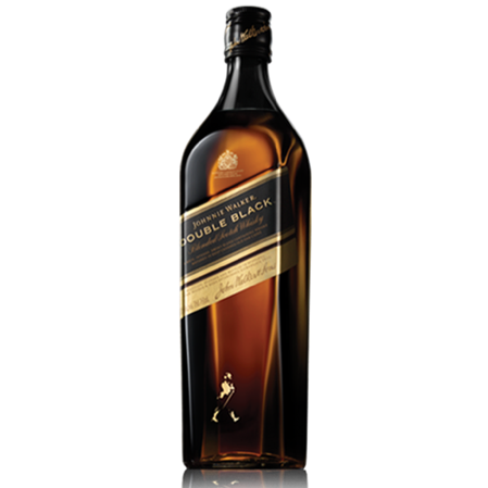Johnnie Walker Double Black Scotch Whiskey 750ml