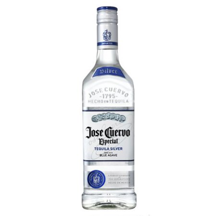 Jose Cuervo Especial Silver Tequila W/Marg Mix 750ml