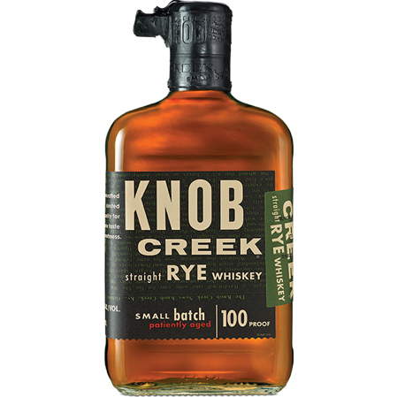 Knob Creek Rye Whiskey 100Proof 750ML