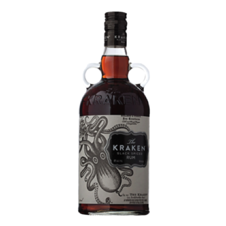 Kraken Black Spiced Rum 94Proof 750ML