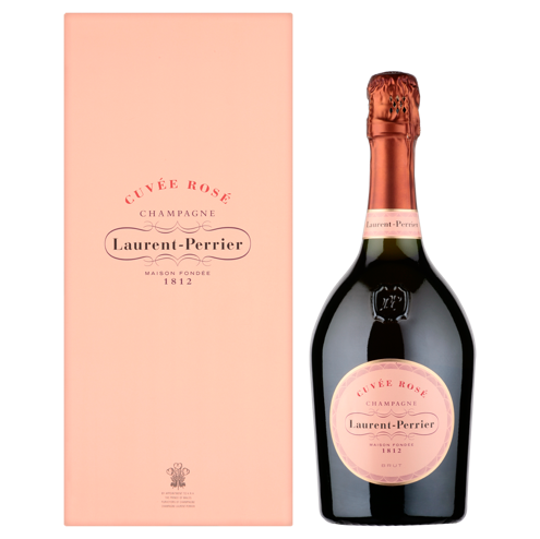 Laurent Perrier Champagne Cuvee Brut Rose