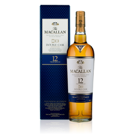 Macallan 12YR Double Cask