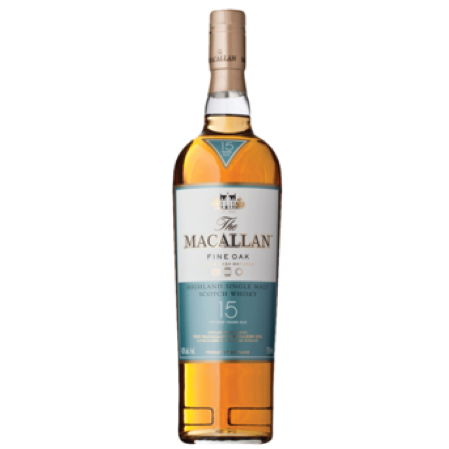 Macallan 15YR Single Malt Scotch