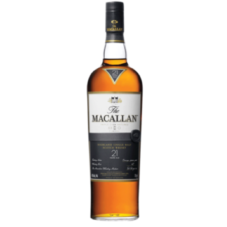 Macallan 21year Fine Oak 750ml