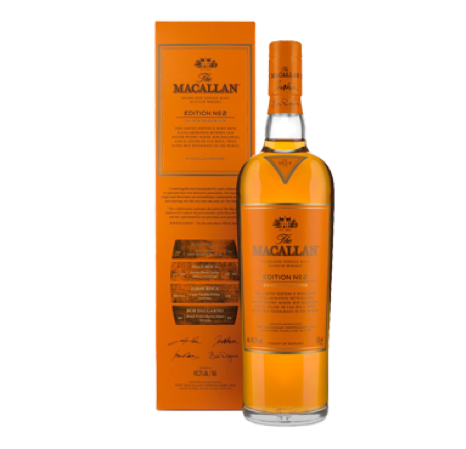 Macallan Highland Single Malt Edition No1 750ml