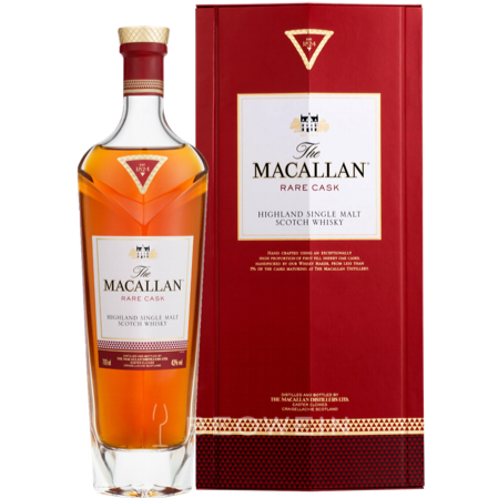 Macallan Rare Scotch
