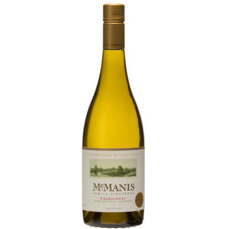 McManis Family Vineyards Chardonnay 2015 River Junction CA