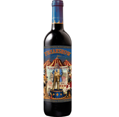 Michael David's Freakshow Red Blend 2015