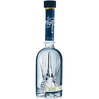 Milagro Silver Barrel Select Reserve Tequilla