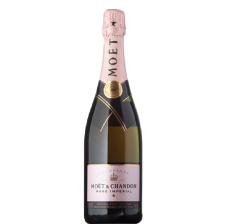 Moet& Chandon Imperial Rose