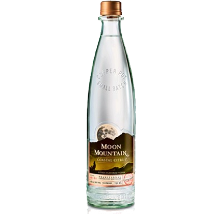 Moon Mountain Vodka Citrus 750ml