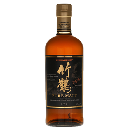 Nikka Taketauru Pure Malt Whisky (Non-Vintage Blend)