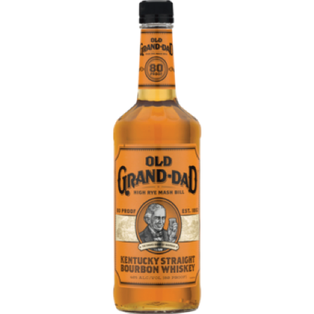 Old Grand-Dad Whiskey 750ml