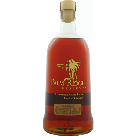 Palm Ridge Reserve Whiskey 750ml