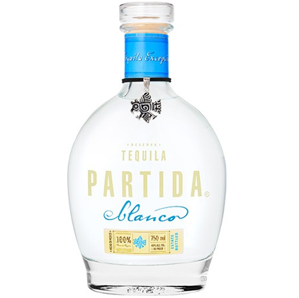 Partida Blanco Tequila 750ml