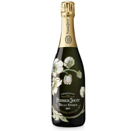 Perrier Jouet Belle Epoque Brut W/Glasses 750ML