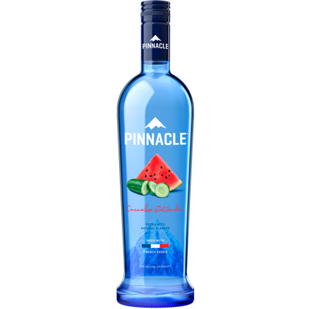 Pinnacle Cucumber Watermelon Vodka 750ml