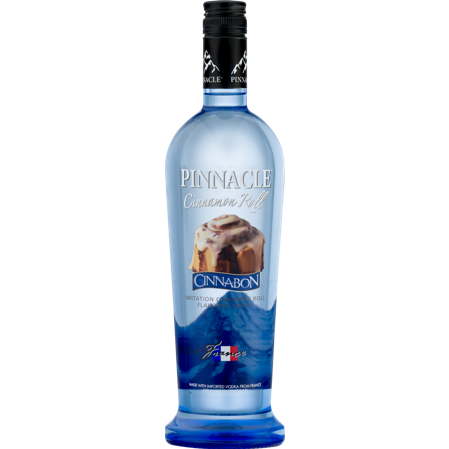 Pinnacle Vodka Cinnabon Cinnamon Roll 750ml