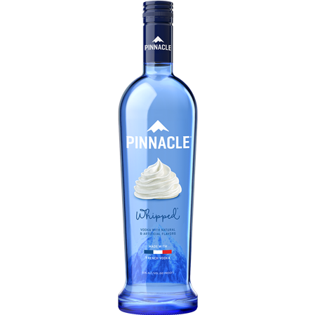 Pinnacle Whipped Vodka 750ML