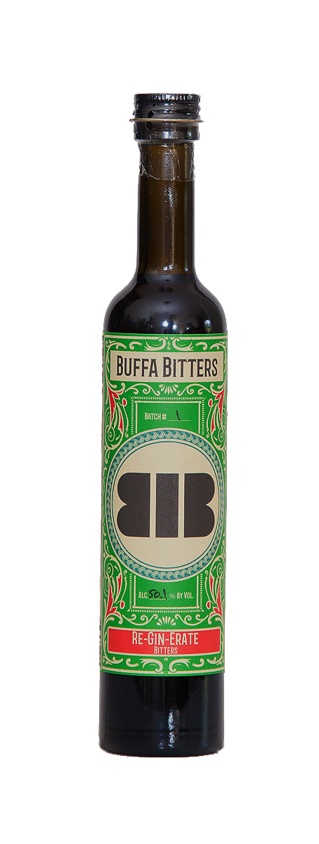 Buffa Bitters ReGinErate