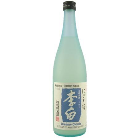 Rihaku Dreamy Clouds Sake 300ml