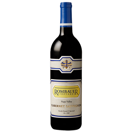 Rombauer Vineyards Cabernet Sauvignon 2014