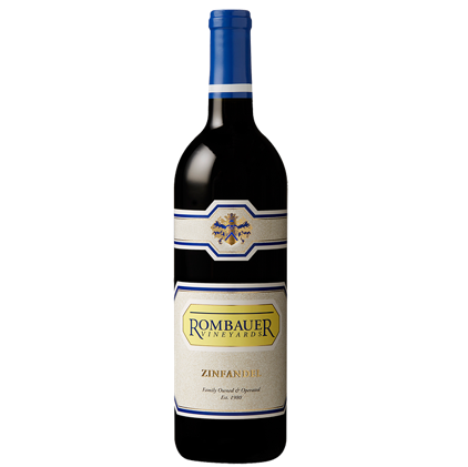 Rombauer Vineyards Zinfandel 2015