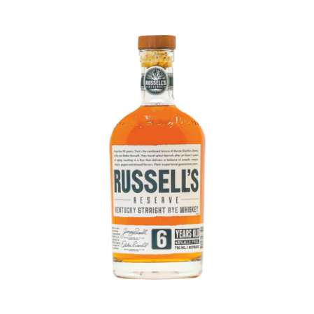 Russell's Reserve Rye 6YR Whiskey