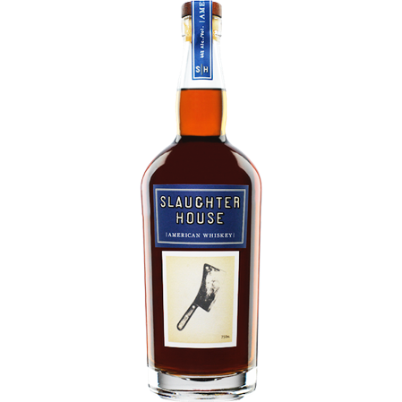 Slaughter House American Whisky 750ml
