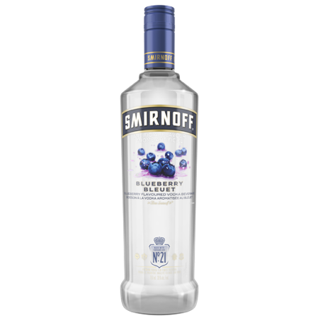 Smirnoff Blueberry 750ml