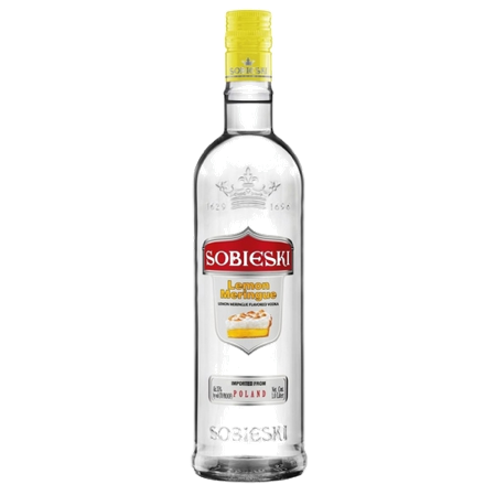 Sobieski Lemon Meringue Vodka