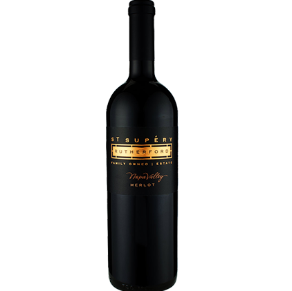 St. Supery Rutherford Merlot 2012 750ML