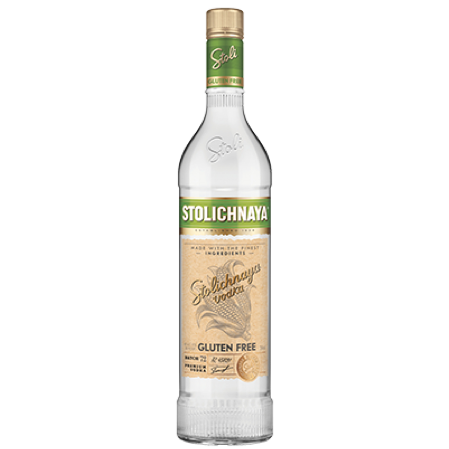 Stoli Gluten Free Vodka 750ml