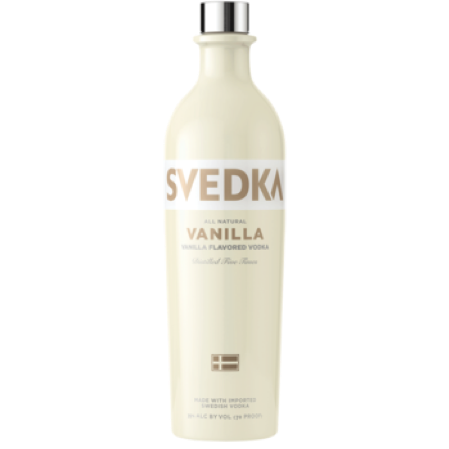 Svedka Vanilla Vodka 750ml