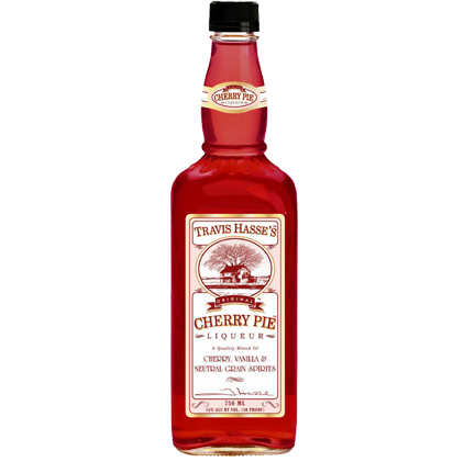 TRAVIS HASSE'S CHERRY PIE LIQUEUR16.99