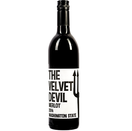 The Velvet Devil Merlot Columbia Valley