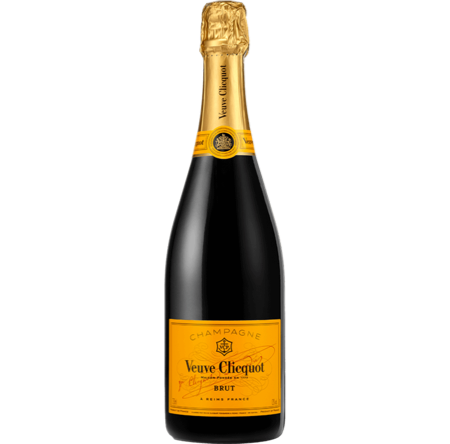 Veuve Clicquot Yellow Label Brut Champagne 750ML