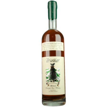 Willett Straight Rye 3YR