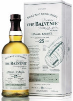 Balvenie Scotch 25 Years